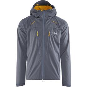 Rab Vapour-rise Alpine Jacket Men steel